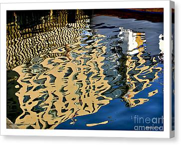 Miracle Remembers . Bodo - Norway. Viewed 88 Times  Canvas Print by  Andrzej Goszcz