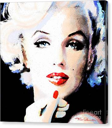Mm 132 P  Canvas Print by Theo Danella