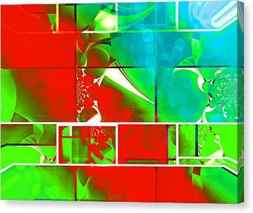 Mod 018 Canvas Print by Aurelio Zucco