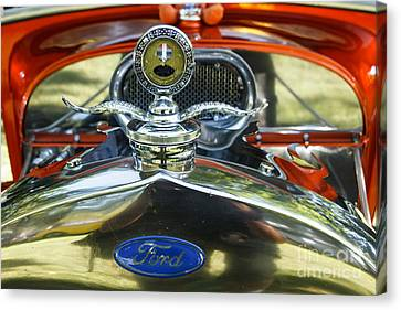 Model T Ford Canvas Print by Robert Bales