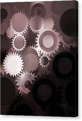 Mojo Synchronicity Canvas Print by Bob Orsillo