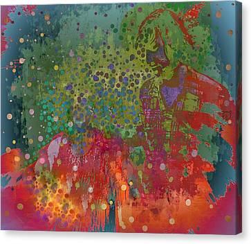 Moment Canvas Print by YoMamaBird Rhonda