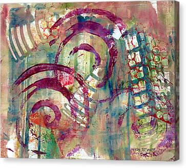 Moments Canvas Print by Moon Stumpp
