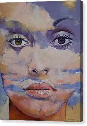 Mona Lisa Canvas Print by Michael Creese