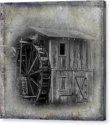 Morgan's Mill Canvas Print by Paul Freidlund