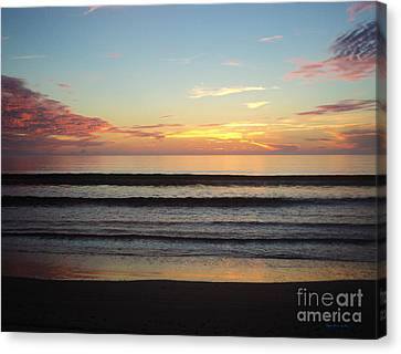 Morningtide Canvas Print by Megan Dirsa-DuBois
