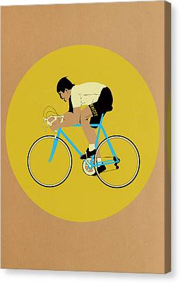 Moser Canvas Print by Eliza Southwood