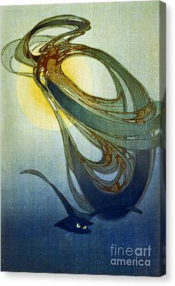Mother West Wind 1920 Canvas Print by Padre Art