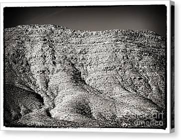 Mountain Mounds Canvas Print by John Rizzuto