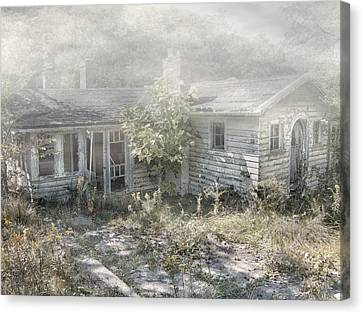 Mr Crowley's Canvas Print by Mark Dottle