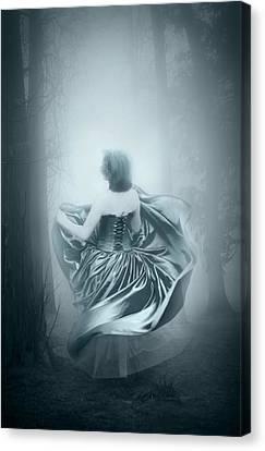 Mrs G Canvas Print by Svetlana Sewell