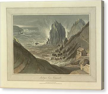 Mullyan Cove Canvas Print by British Library