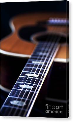 Musical Memories Canvas Print by Tamyra Ayles