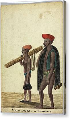 Mutchee Wallah Canvas Print by British Library