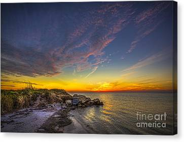 My Quiet Place Canvas Print by Marvin Spates