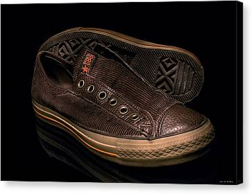 My Shoes... Canvas Print by Erik Lunacek