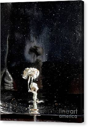 My Soul On Stage Canvas Print by Petros Yiannakas