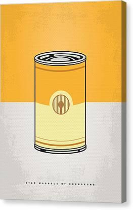 My Star Warhols 3cpo Minimal Can Poster Canvas Print by Chungkong Art