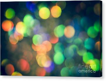 Myriad Canvas Print by Jan Bickerton