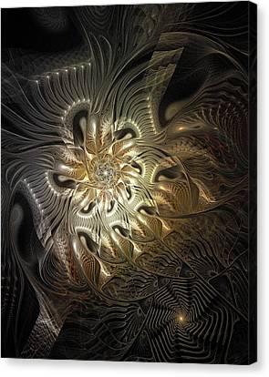 Mystical Metamorphosis Canvas Print by Amanda Moore