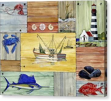 Nantucket IIi Canvas Print by Paul Brent