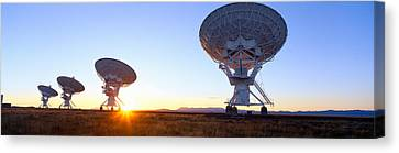 National Astronomy Observatory Canvas Print by Panoramic Images