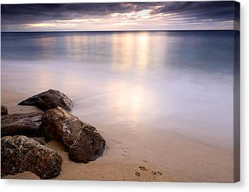 Natural Pastels Canvas Print by Photography  By Sai