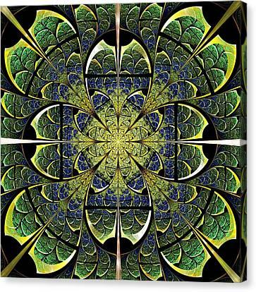 Nature Gates Canvas Print by Anastasiya Malakhova