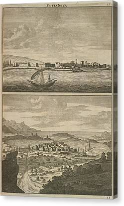 Nautical Scenes Canvas Print by British Library