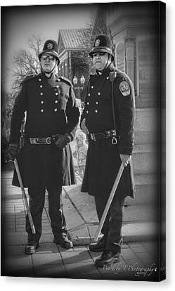 New Age Coppers Canvas Print by Pic'd by T Photography