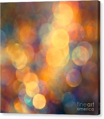 New Beginning Canvas Print by Jan Bickerton
