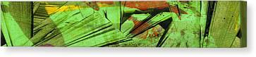 New Boundaries 8 - B Canvas Print by Brian Allan