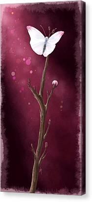 New Life Canvas Print by Veronica Minozzi