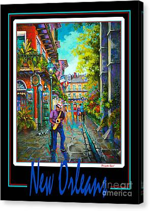 New Orleans Canvas Print by Dianne Parks
