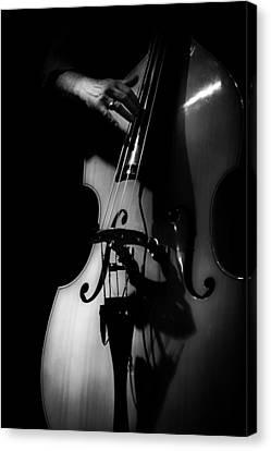 New Orleans Strings Canvas Print by Brenda Bryant