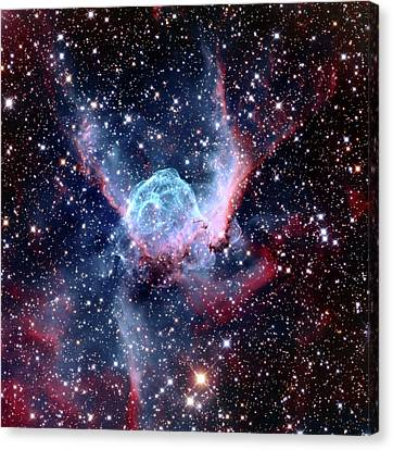 Ngc 2359 Nebular Canvas Print by Adam Block/mount Lemmon Skycenter/university Of Arizona