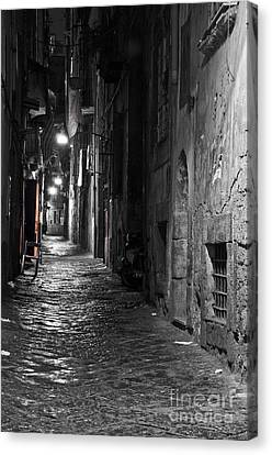 Night-time Canvas Print by Marion Galt