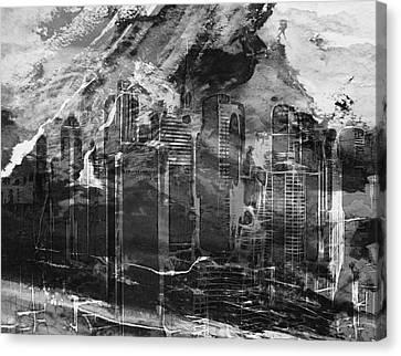 Nine Eleven Canvas Print by Stefan Kuhn