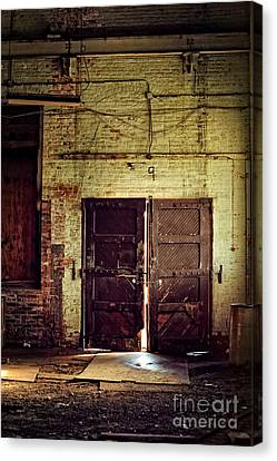 Nine Canvas Print by HD Connelly