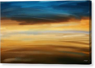 No Ending Canvas Print by Lourry Legarde