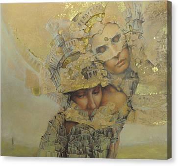 No Title 6 Canvas Print by Graszka Paulska