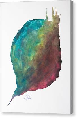 No Title Canvas Print by Ewa Pacia