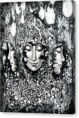 No Title Canvas Print by Kritsana Tasingh