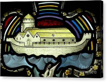 Noahs Ark Canvas Print by Colin Woods