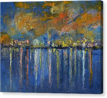 Nocturne Canvas Print by Michael Creese