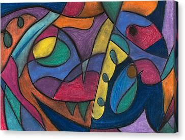 None Canvas Print by Matt Howe
