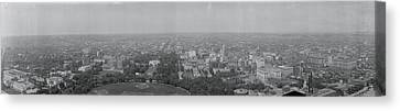 North View Washington Dc Canvas Print by Panoramic Images