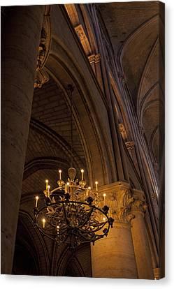 Notre Dame 2 Canvas Print by Art Ferrier