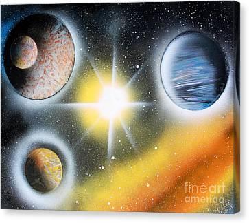 Nova 4671 Canvas Print by Greg Moores