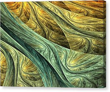 Nowhere Canvas Print by Lourry Legarde